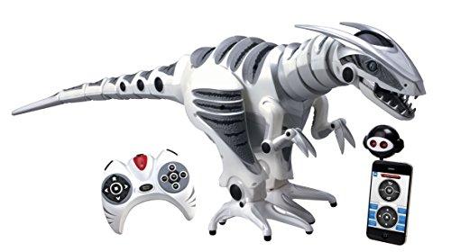 WowWee - Robot Roboraptor X, color blanco (8395)