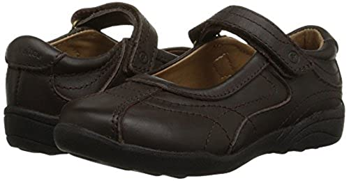 10. Stride Rite Claire Uniform Flat (Toddler/Little Kid/Big Kid)