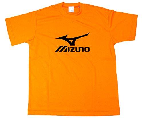 Camiseta edición limitada T Mizuno 'como un torbellino' a75tm340-16 uni (zanahoria (54), talla M)