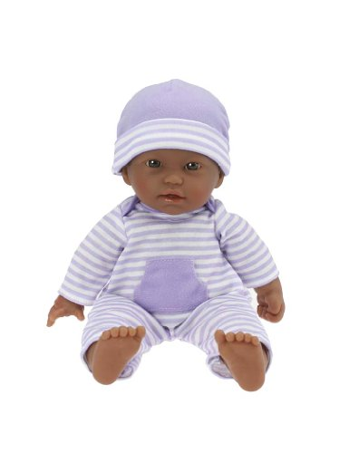 Jc Toys La Baby 11-Inch African American