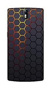 OnePlus One / OnePlus 1 Hard Case Back Cover - Printed Designer Cover for OnePlus One / OnePlus 1 - OPOCHKSB145