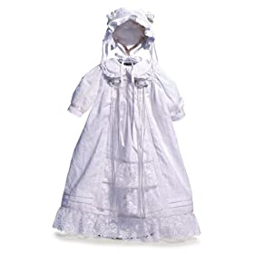 RETIRED RARE Christening Gown 2008 Adora doll outfit