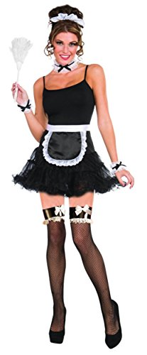 7-Pc  (Velvet French Maid Costumes)