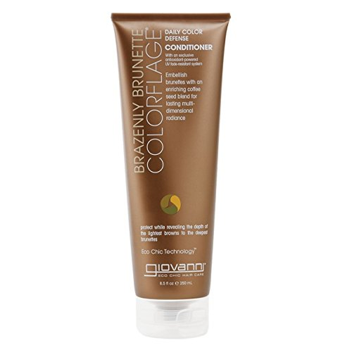 Giovanni Colorflage Conditioner, Brazenly Brunette, 8.5 Fluid Ounce (Giovanni Color Conditioner compare prices)