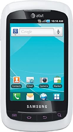 Samsung Doubletime Android Phone (AT&T)