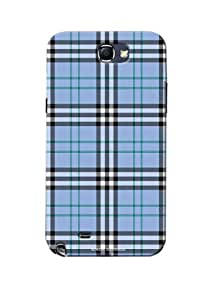 Sowing Happiness Printed Back Cover for Samsung Galaxy Note 2