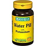 Good N Natural - Water Pill Natural Diuretic with Potassium - 100 Tablet