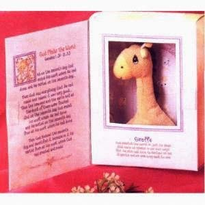 Tender Tails Giraffe in Bible Box by Enesco Precious Moments