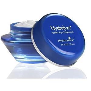 Hydrolyze (.5 Oz) Age Defying Eye Serum - Reduces Wrinkles, Dark Circles & Under Eye Puffiness from Hydroxatone
