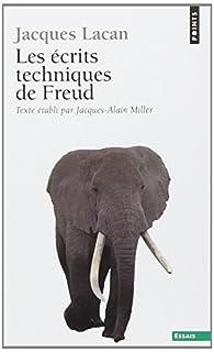Le séminaire, livre I : Les écrits techniques de Freud par Jacques Lacan