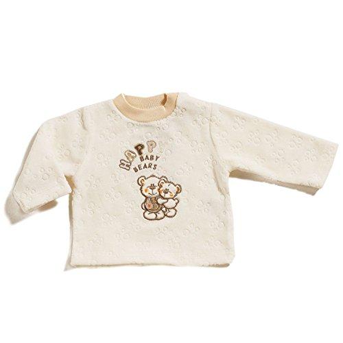 JACKY Baby Serie HAPPY BEARS Nicki-Shirt Strampler-Set Hose
