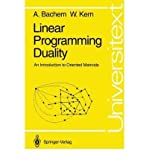 img - for Linear Programming Duality: An Introduction to Oriented Matroids (Universitext) book / textbook / text book