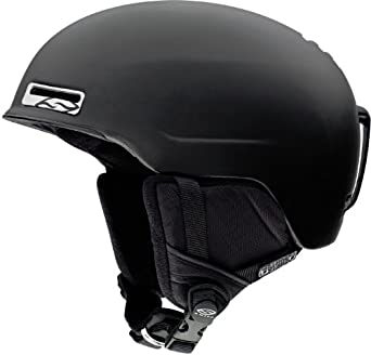 Smith Optics Unisex Adult Maze Snow Sports Helmet (Matte Black, X-Small)