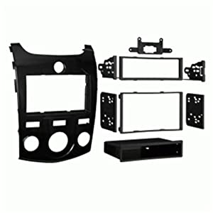 Metra 99-7338HG Kia Forte 2010-Up Installation Dash Kit for Double DIN/ISO Radios