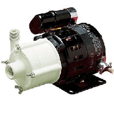 Franklin Electric 583002 Magnetic Drive Pump, Mildly Corrosive, 1/8 Hp, 15 Psi Shut Off, 115V, 60Hz