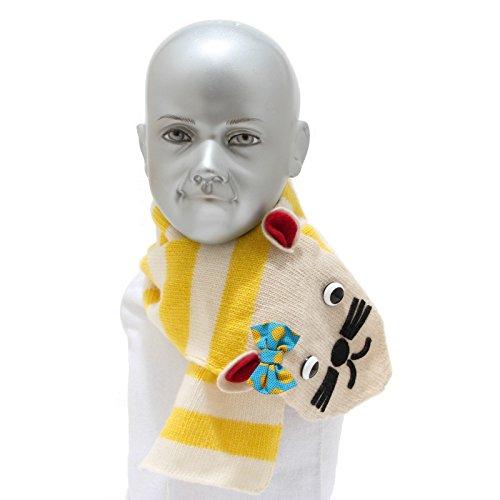 7395I sciarpa bimba SIMONETTA MINI sciarpe scarves kids [4 ANNI]