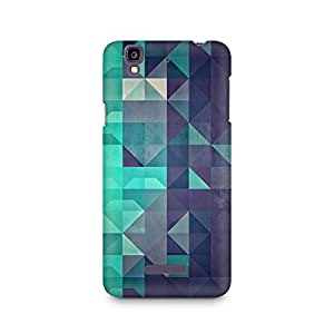 Mobicture Nature Abstract Premium Printed Case For Micromax YU Yureka A05510