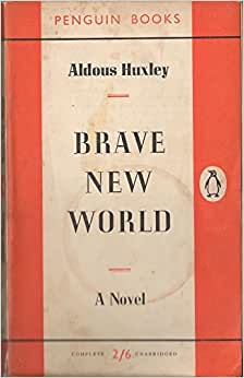 an analysis of conditioning in brave new world a novel by aldous huxley Chapter summaries with notes / analysis chapter 1 summary the novel and conditioning center the world's brave new world by aldous huxley: free book.