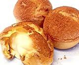 【TVヒルナンデス】で紹介!とろける・デ・シュー/クッキーシュークリーム【丹那牛乳・天然バニラ使用】のこだわりクリーム【6個入】