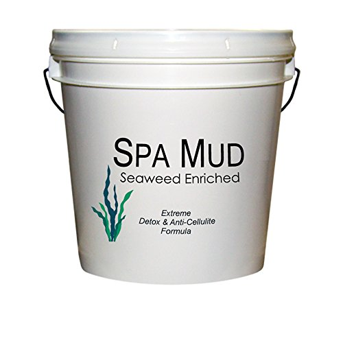 spa mud seaweed body wrap detox anti cellulite slimming formula 1 gallon 4 liter. Black Bedroom Furniture Sets. Home Design Ideas
