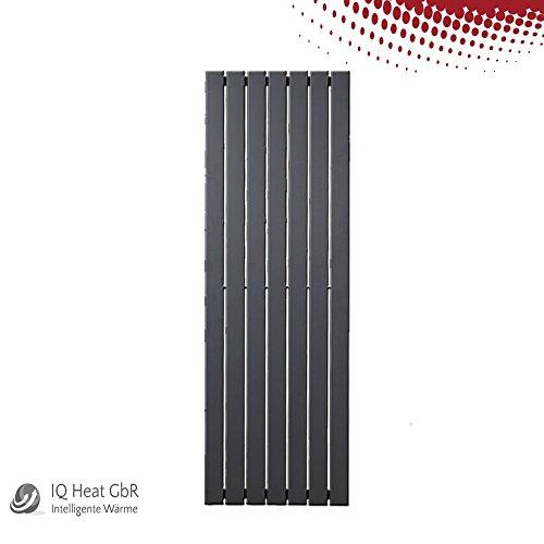 Design-Paneelheizkrper-einlagig-anthrazit-mit-Mittelanschluss-verschiedene-Gren-1800-x-378