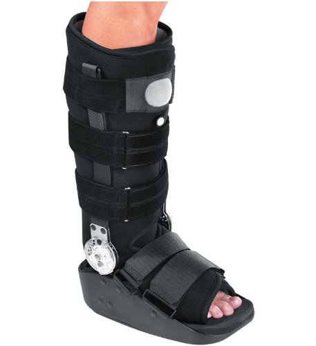boot top fracture A talus fracture occurs when one of the major bones of the you may have to use a cane or wear a special boot and may not be able to put your full weight on your.