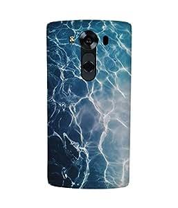 Blue Water LG V10 Case