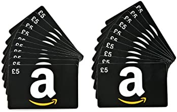 Amazon.co.uk £5 Gift Cards - 20-Pack (Generic)