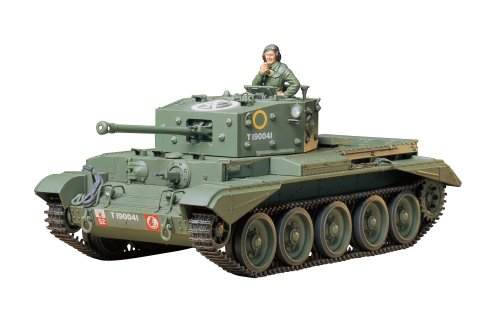 Cromwell Mk.iv British Cruiser Tank Mkviii, A27m- 1:35 Scale Military - Tamiya (1 35 Japanese Tank compare prices)