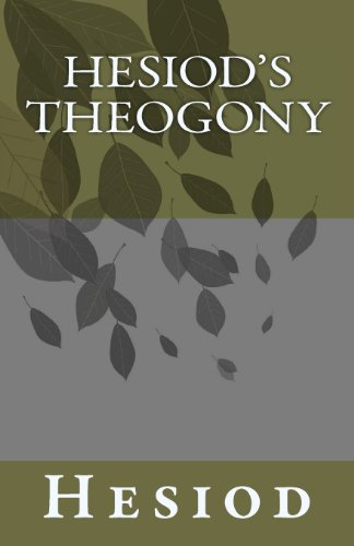 Image of The Theogony