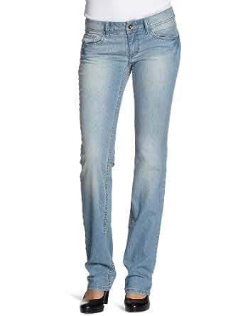 Esprit - N29D28-1 - Jean Straight Leg - Femme - Bleu-TR-H4-28 - W26/L34