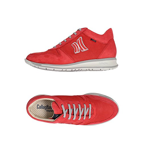 CallagHan 87112 Sneakers Donna Pelle Corallo Corallo 36