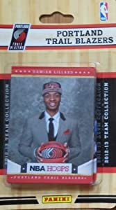 Portland Trail Blazers Brand New 2012 2013 Hoops Basketball Factory Sealed 10 Card... by Hoops Factory Sealed Team Set