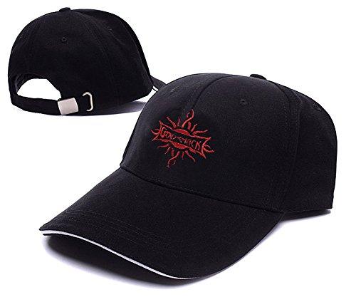 dongf-godsmack-red-sun-logo-adjustable-baseball-caps-unisex-snapback-embroidery-hats