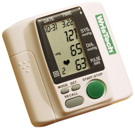 Cheap North American Healthcare TV3649 Wristech Blood Pressure Monitor (B0002T7IXG)