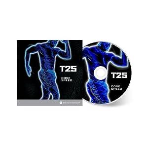 Shaun T's FOCUS T25 CORE SPEED DVD Workout from Beachbody Inc.,
