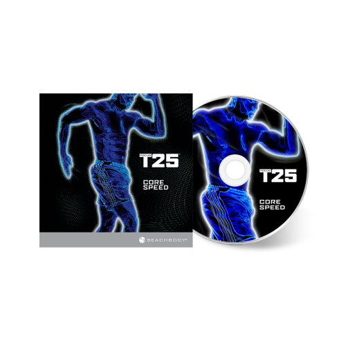 Buy Bargain Shaun T's FOCUS T25 CORE SPEED DVD Workout
