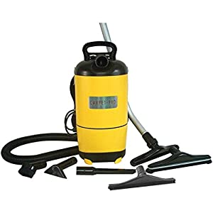 Carpet Pro SCBP-1 Commercial Backpack Vacuum