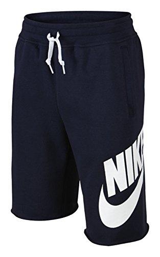 Nike già ft Alumni Short YTH-Pantaloni corti da ragazzo
