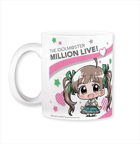 ミニッチュ アイドルマスター ミリオンライブ! 箱崎星梨花 マグカップ