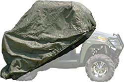 "Premium UTV Waterproof Cover in Olive Drab, Fits to 120"" Long"