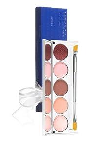 Vasanti Cosmetics Manhattan 24/7 Eyeshadow Palette - Paraben-free by Vasanti Cosmetics