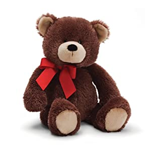 "Gund TD Bear Brown 20"" Plush - Medium"