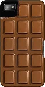 DailyObjects Chocolate Bite Case For BlackBerry Z10