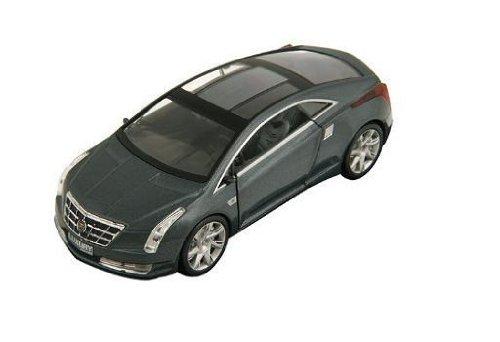 Luxury Diecast 100600 2012 Cadillac Converj - Crystal Grey