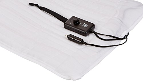 Twin,  Heated Mattress Pad by Electrowarmth,  Non-Fitted, Size 36 x 60, Model# T36 12V Used in Trucks, RVs, Campers (Heated Mattress Pad Not Fitted compare prices)