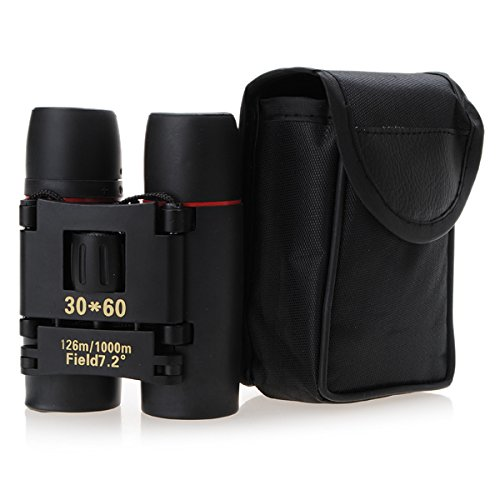 Sakura 30*60 Mini/Fold Binoculars Color Black