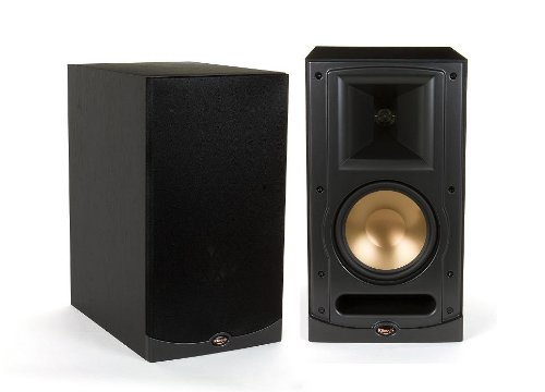 Klipsch Rb-600 Reference Series Bookshelf Speakers - Limited Edition - Pair (Black Ash)