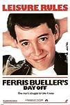 Ferris Bueller's Day Off Poster, 24×36 Poster Print Collections Poster Print, 24×36 Poster Print,…