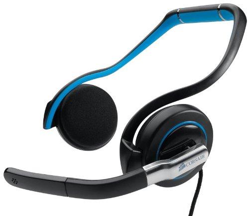 Corsair CA-9011113-WW Vengeance 1100 Gaming Communication Analog/USB Headset